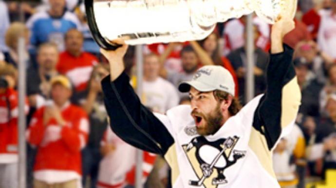 Pens grab Stanley Cup, Malkin gets MVP