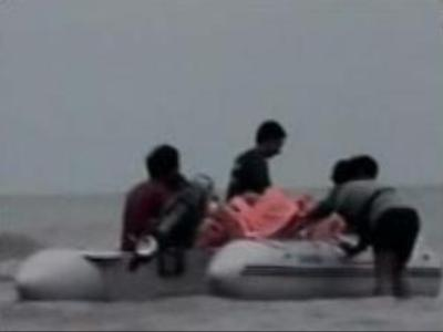 200 people rescued in Indonesia