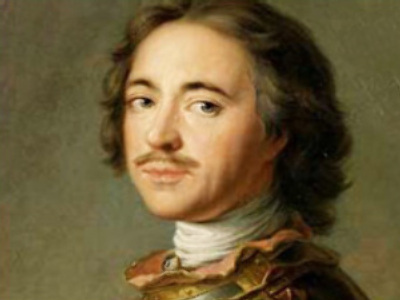 Peter the Great's lost ship found?