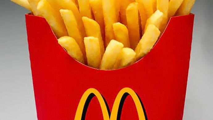 Filipino Catholics take McDonald's ad off TV menu