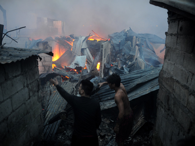 Nightclub fire kills over 230 in southern Brazil (PHOTOS)