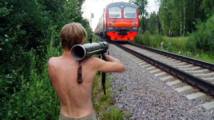 "Teens busted ""spooking"" trains with flamethrower"