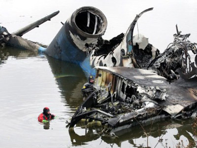 Crashed Yak-42 proven mechanically sound