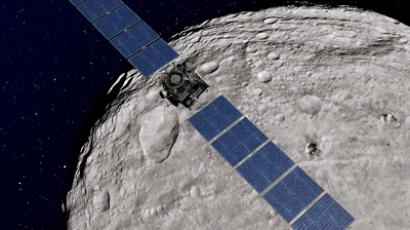 Russia invests in high-tech asteroid-mining program