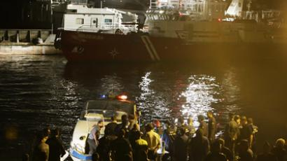 Six killed, dozens injured after drunk boat captain crashes into barge in Siberia