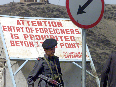 Bleach plot: Taliban 'tried to poison' NATO troops