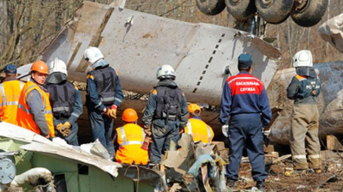 Russia to send Polish presidential plane wreckage to Warsaw