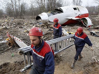 Drunken pilot possibly behind deadly plane crash in Russia – investigators