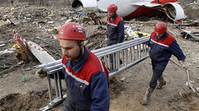 Smolensk crash victim families received wrong bodies