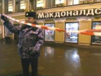 Police blame neo-Nazis for blasts in St. Petersburg
