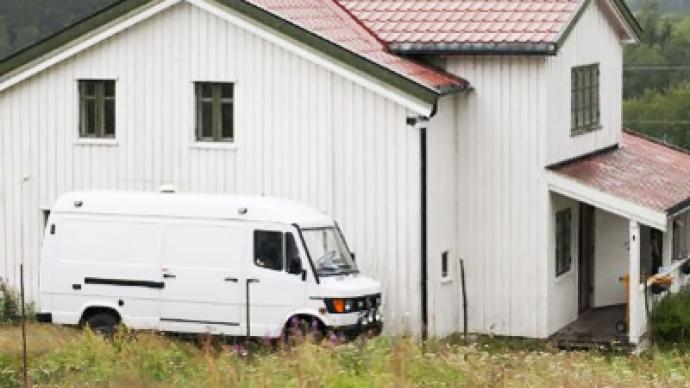 Police ignored neighbors' concerns over Breivik