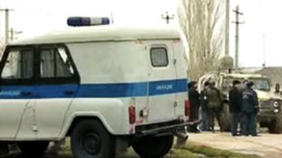 800 KG of explosives found in Southern Russia