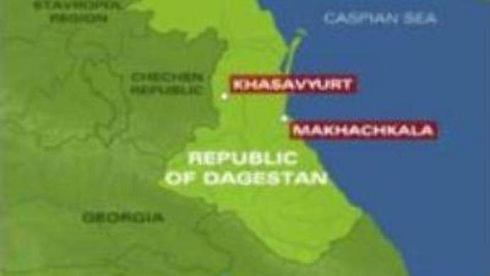 Police prevent terrorist attack in Dagestan