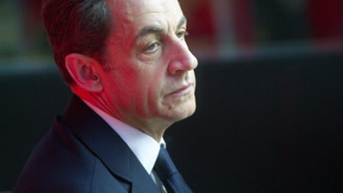 French police raid home of former president Nicolas Sarkozy