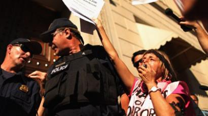 US turmoil: Mayor Bloomberg lashes out at protesters