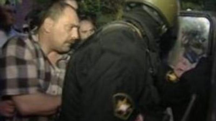 Police releases hostages in Rostov-on-Don