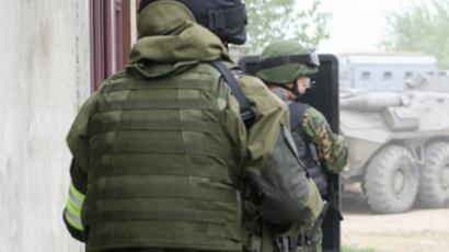 Federal troops tighten screws on Caucasus insurgents
