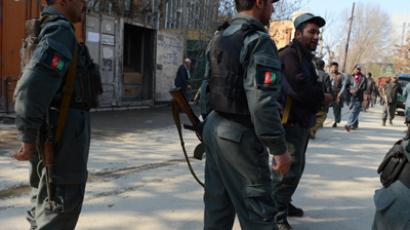 Suicide squad strikes Afghan spy HQ in Kabul