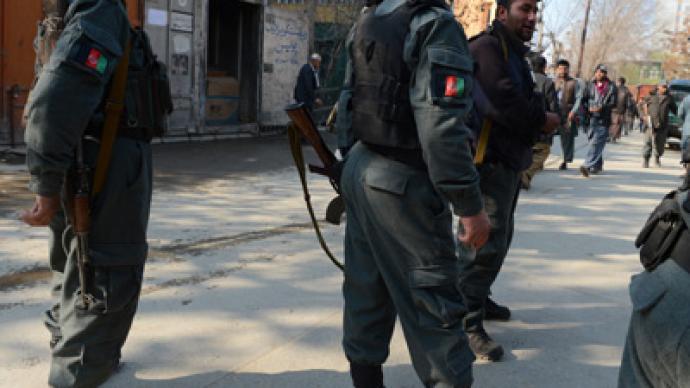 Afghan policewoman shoots dead US military adviser