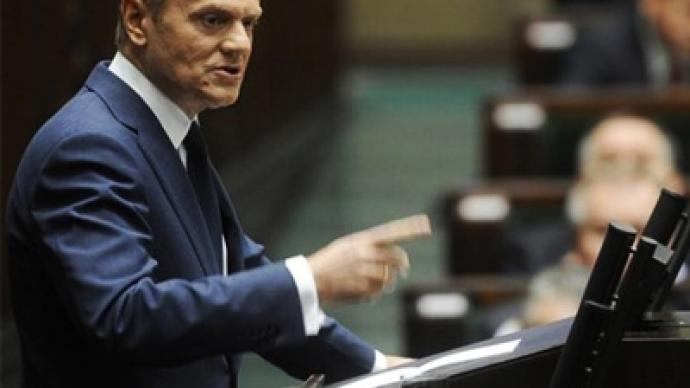 Polish PM: stop politicizing presidential plane crash