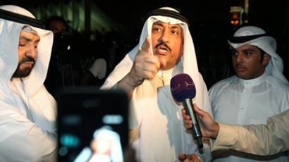 Kuwait arrests opposition leader ahead of mass protest