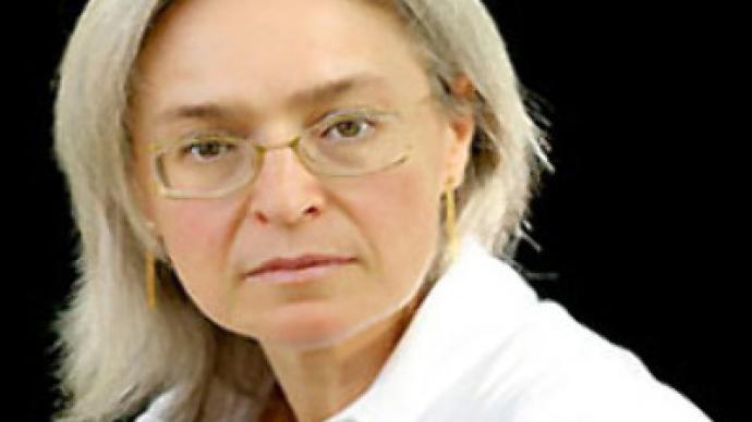 Politkovskaya murder suspect released