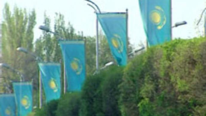 Polls open in Kazakhstan