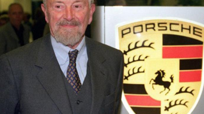 Ferdinand Porsche, legendary 911 sports car creator, dies at 76