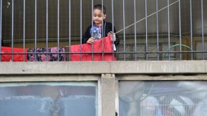 Suffer the children: 1 in 4 UK kids to live in poverty by 2020 - report