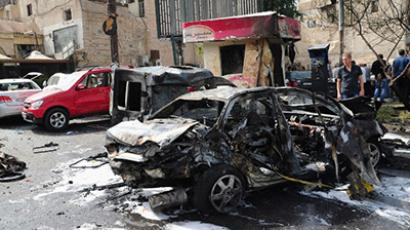 No Eid ceasefire for Syria: Car bomb rocks Damascus, fighting rages at checkpoints (PHOTOS, VIDEO)