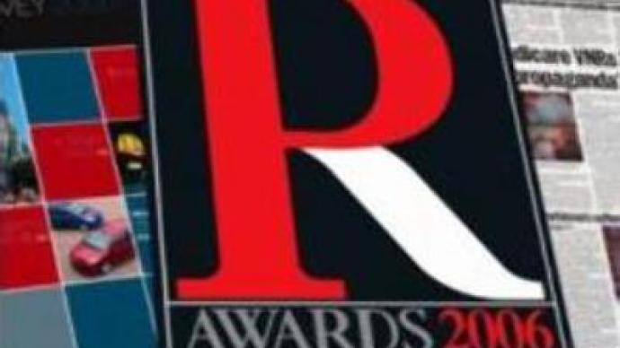 PR Week award goes to Russia