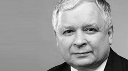 Poland mourning death of president