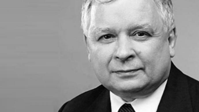 Lech Kaczynski: a man with strong views
