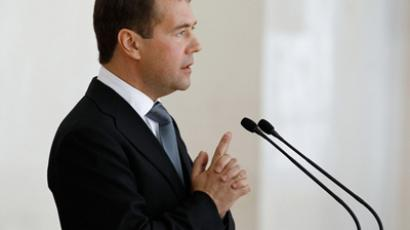 """Dmitry Medvedev ready to continue his job as president"""