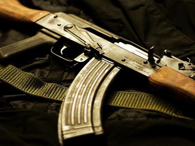 'Arms deal': Pensioner buys dozens Kalashnikovs for $20