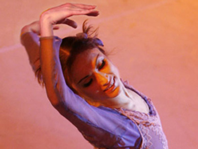 Acclaimed US dancer brings passion to Moscow stage