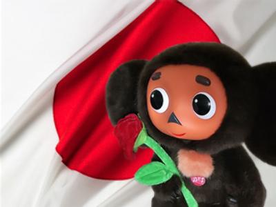 Russian kids' favorite a hit at Tokyo fair