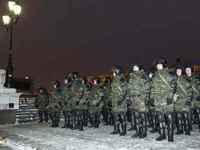 Outrage over 'anti-immigrant patrols' in southern Russia