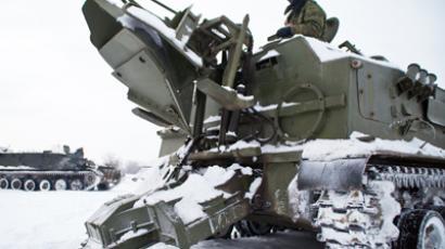 Rogozin launches 'Iron Fist in velvet glove' front