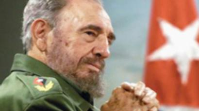 Photo shows ailing Castro