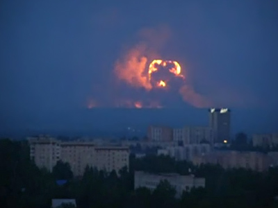 Blasts in Turkmenistan: reports claim numerous casualties