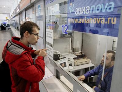 Aeroflot wants Sheremetyevo airport chief fired over flight delays