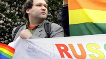 Gays take Medvedev to Court