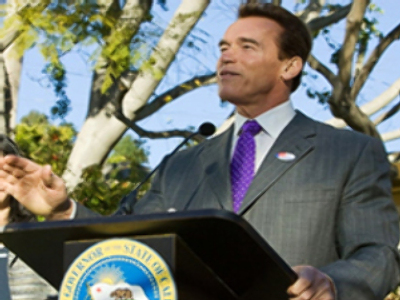 Arnold Schwarzenegger and Maria Shriver separate