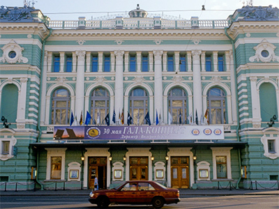 American ballet group to take Bolshoi by storm