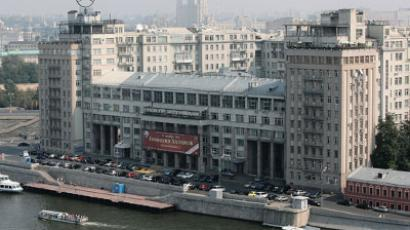 House on the Embankment – A palace for Stalinist nobility