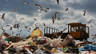 Global urban waste: Problem 'on scale with climate change'