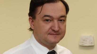 Criminal investigation into Magnitsky death canceled, 'no crime' ruled