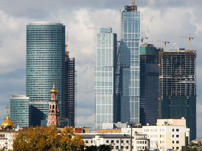 Billions to turn Moscow into financial centre
