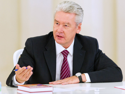 The Mayor of Moscow announces resignation, calls for early election